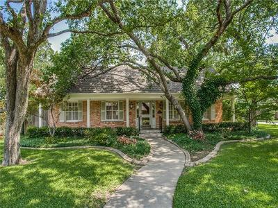 Dallas Single Family Home For Sale: 5373 Southern Avenue