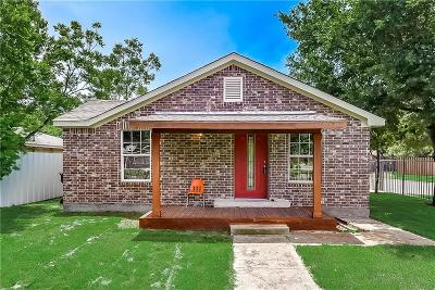Dallas County Single Family Home For Sale: 2648 W Brooklyn Avenue