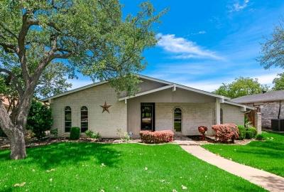 Carrollton Single Family Home For Sale: 3018 Ravine Trail