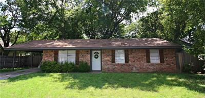 Erath County Single Family Home For Sale: 1012 N Race Street
