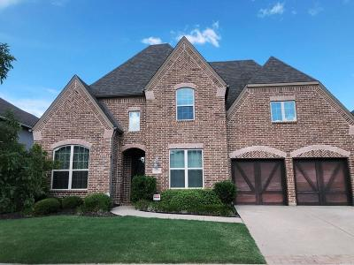 Frisco Single Family Home For Sale: 10850 Panorama Drive