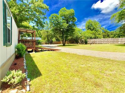 Grayson County Single Family Home Active Option Contract: 501 Lazy Ike Lane