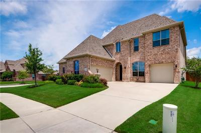 Prosper Single Family Home For Sale: 801 Rockrose Drive