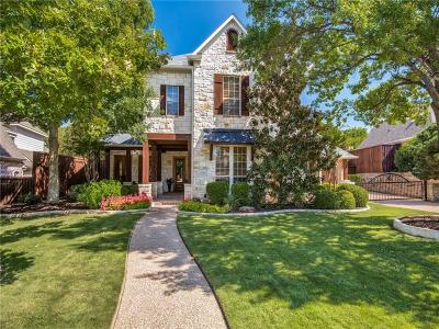 Collin County Single Family Home For Sale: 4734 Heritage Oaks Drive