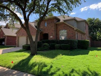 Flower Mound Single Family Home For Sale: 4020 Kenwood Drive