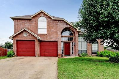 Rockwall Single Family Home For Sale: 320 Cresthaven Drive