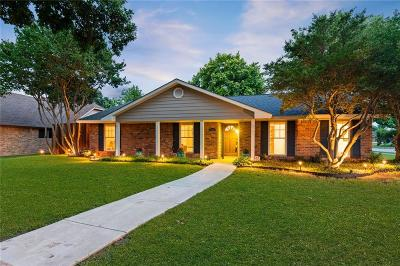 Plano Single Family Home For Sale: 3508 Cromwell Street
