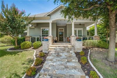Allen Single Family Home For Sale: 605 Bryan Boulevard