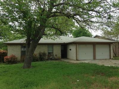 Fort Worth Single Family Home For Sale: 2905 Rio Vista Road