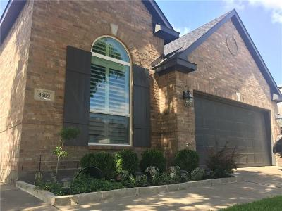 Dallas County, Denton County, Collin County, Cooke County, Grayson County, Jack County, Johnson County, Palo Pinto County, Parker County, Tarrant County, Wise County Single Family Home For Sale: 8609 Irwin Court