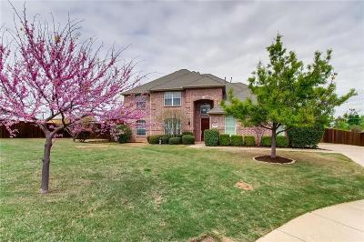 Corinth Single Family Home Active Contingent: 3301 Attaway Cove