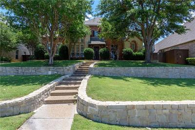 Lewisville Single Family Home For Sale: 905 Sir Constantine Drive