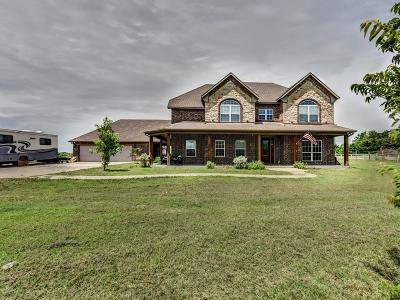Ennis Single Family Home For Sale: 9012 Fm 660
