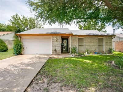 The Colony TX Single Family Home For Sale: $205,000