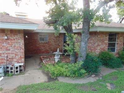 Mineral Wells TX Single Family Home For Sale: $160,000