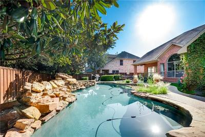 Flower Mound Single Family Home For Sale: 3901 Vicksberry Trail