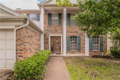 Euless Single Family Home For Sale: 106 Wildbriar Street