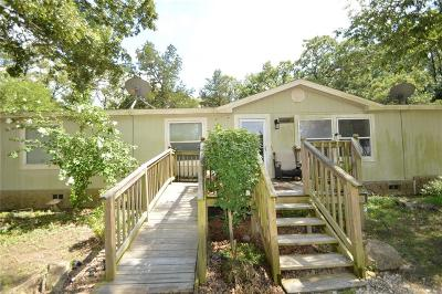 Wills Point Single Family Home Active Option Contract: 1841 Rawhide Road