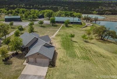 Palo Pinto County Farm & Ranch For Sale: 1261 Hwy 180