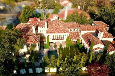 University Park, Highland Park Single Family Home For Sale: 3601 Lexington Avenue