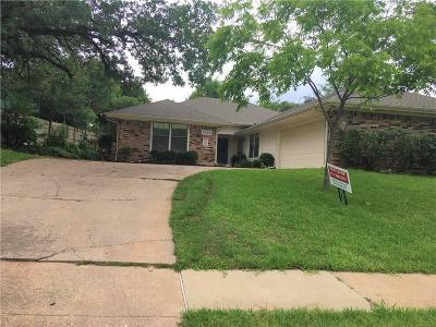Arlington Single Family Home For Sale: 4906 Caliente Drive