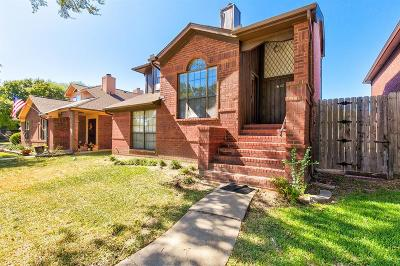 Mesquite Single Family Home For Sale: 1825 Medina Drive