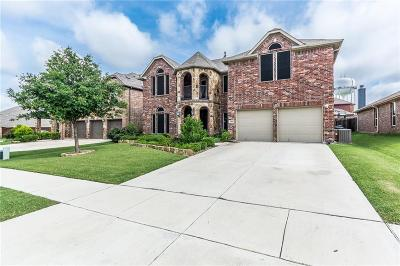 Collin County Single Family Home For Sale: 1404 Bateman Lane