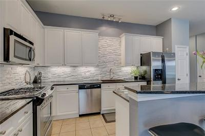 Fort Worth Townhouse For Sale: 6111 Portrush Drive