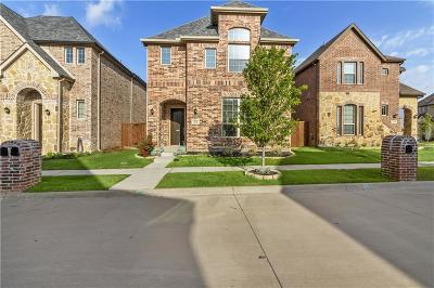 McKinney Single Family Home For Sale: 3712 Cobblecreek Drive