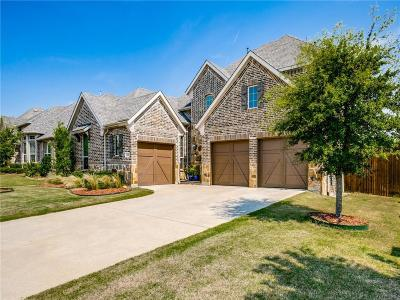 Flower Mound Single Family Home For Sale: 2204 Waterstone Trail