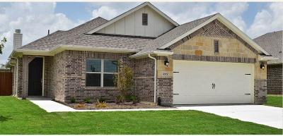 Sanger Single Family Home For Sale: 3003 Cliffview Drive