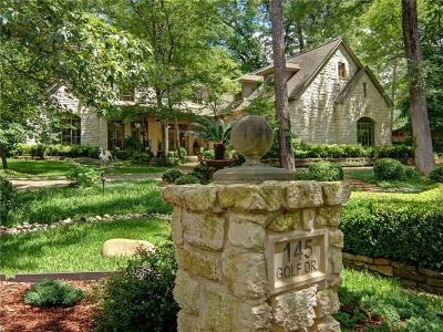 Single Family Home For Sale: 145 Golf Drive