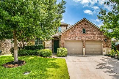 McKinney Single Family Home Active Option Contract: 1708 Canyon Wren Drive