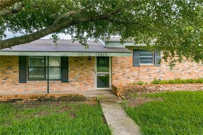 Wills Point Single Family Home For Sale: 1315 Gateway Drive