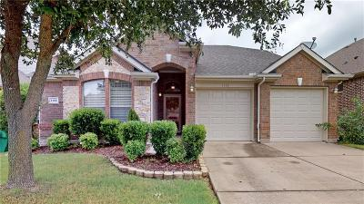 Melissa Single Family Home For Sale: 1108 Haskell Drive