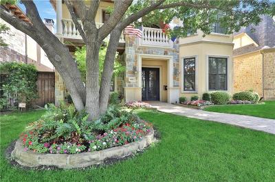 Dallas Single Family Home For Sale: 4915 Purdue Avenue