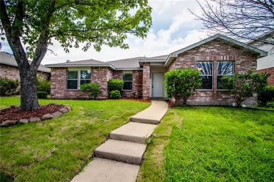 Rockwall Single Family Home For Sale: 1513 Englewood Drive