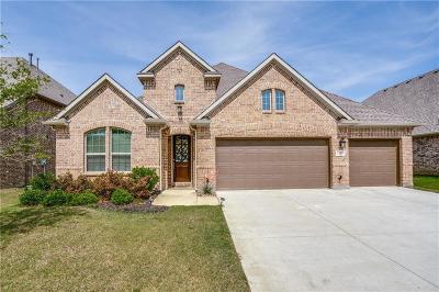 McKinney Single Family Home For Sale: 2109 Newton Lane