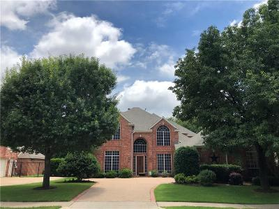 Allen Single Family Home For Sale: 612 Rainforest Lane