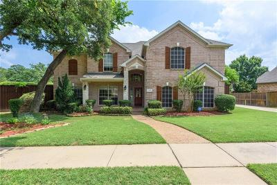 Denton County Single Family Home For Sale: 1806 Saint James Court