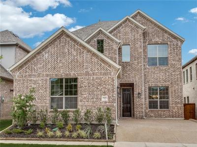 McKinney Single Family Home For Sale: 7825 Heritage Palms Trail