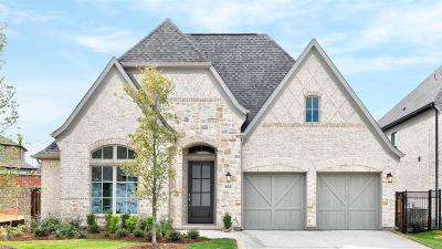 Prosper Single Family Home For Sale: 830 Moorland Pass Drive