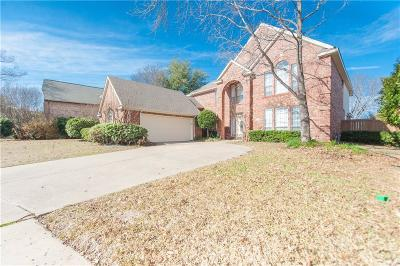 McKinney Single Family Home For Sale: 4906 Pecan Hill Road