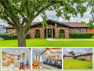 Irving Single Family Home For Sale: 2416 Kings Country Drive