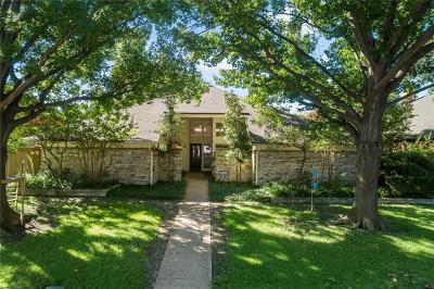Dallas Single Family Home For Sale: 4910 Meadowcreek Drive