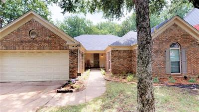 Grapevine Single Family Home For Sale: 4337 Windswept Lane