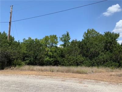 Whitney TX Residential Lots & Land For Sale: $6,000