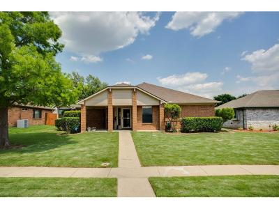 Lewisville Residential Lease For Lease: 1617 Autumn Breeze Lane