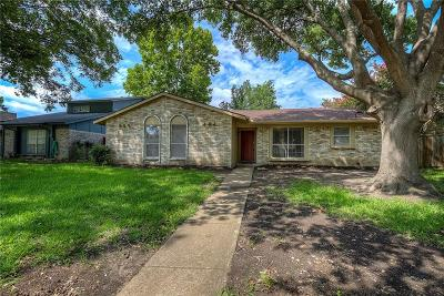 Garland Single Family Home For Sale: 2930 Brookcrest Drive