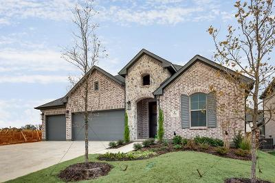 McKinney Single Family Home For Sale: 3708 Diamond Ridge